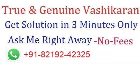 True Vashikaran specialist Chandigarh